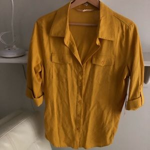 Linen/cotton jacket/shirt NWT
